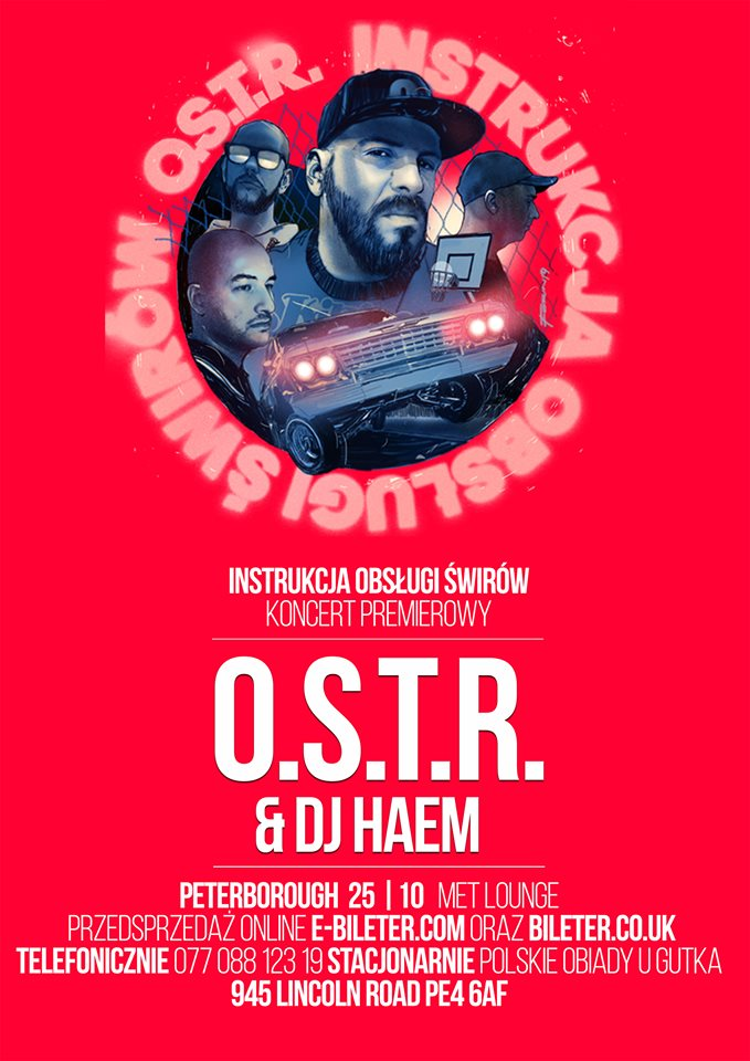 ostr 2019 peterborough plakat